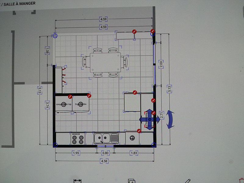 2 logiciels pour visualiser votre maison en 2d et 3d facilement once upon a maison - Plan 2d facile ...